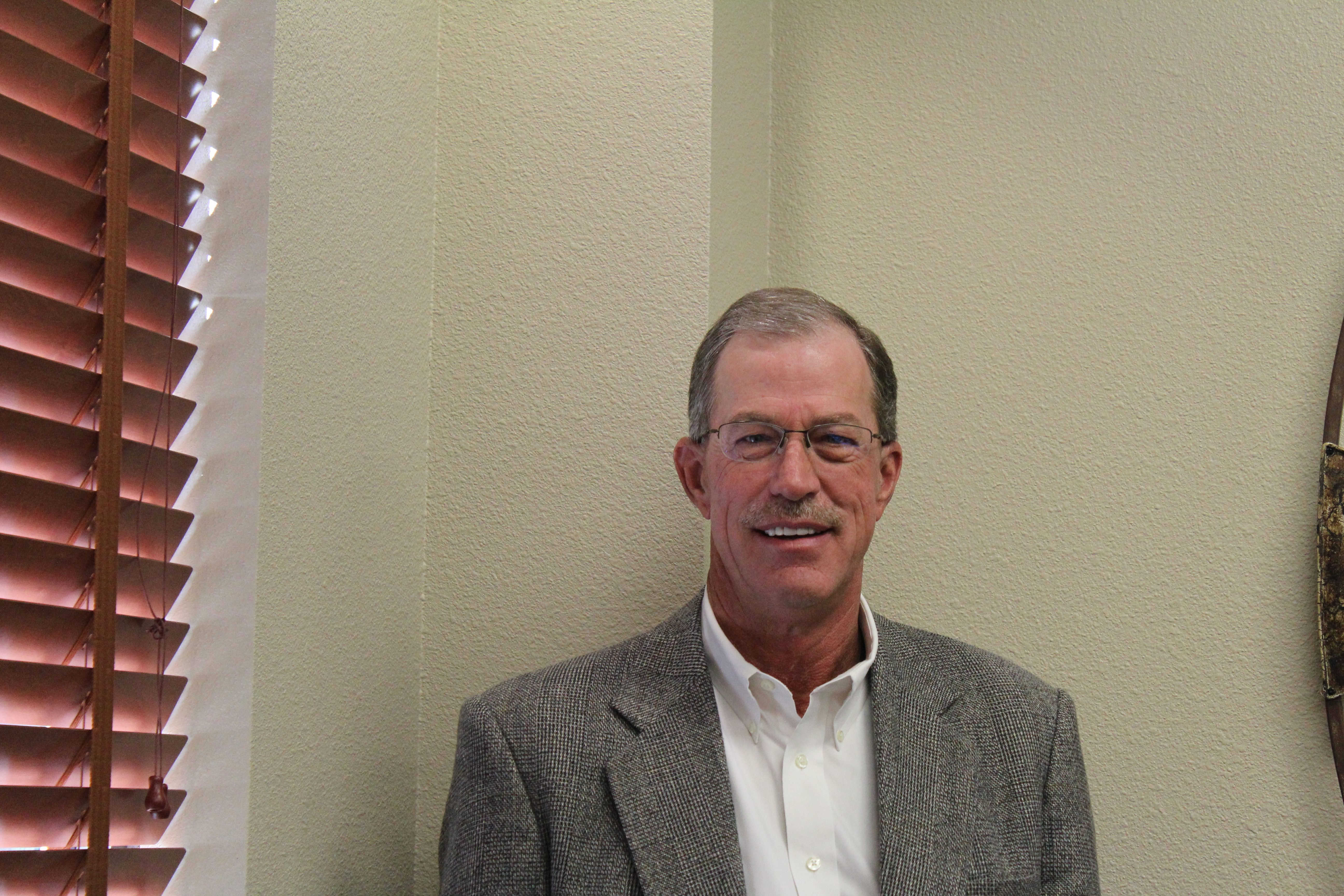 Photo of Board Member Keith Layton