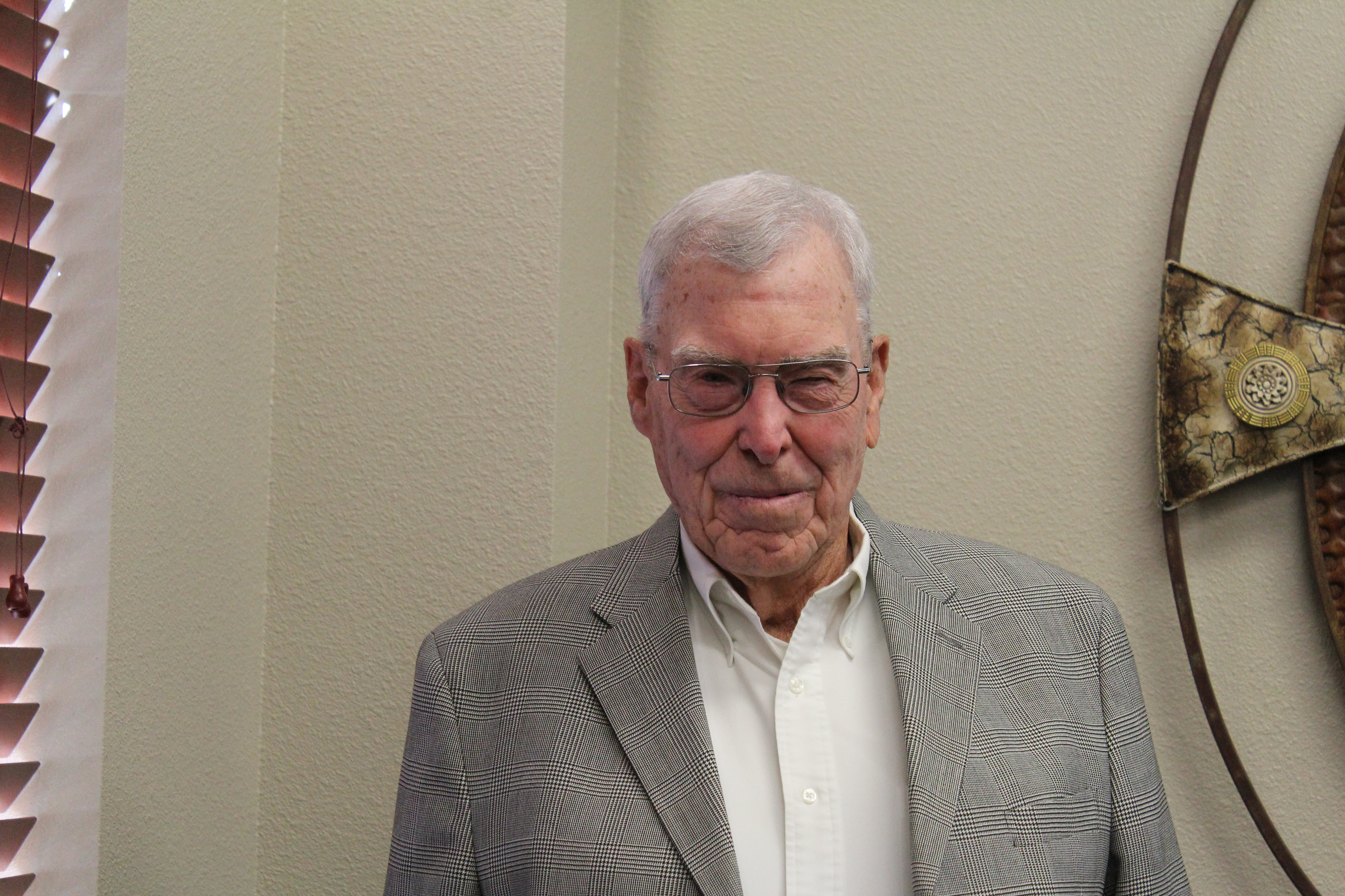 Photo of Board Chairman Darrell Stephens